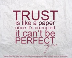 Nothing is more important than your Trust!