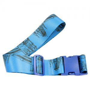 Promotional sublimated luggage belt